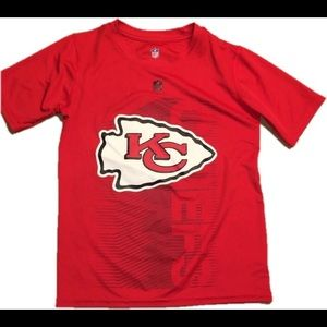 Kids NFL Kansas City Chiefs Shirt size 8